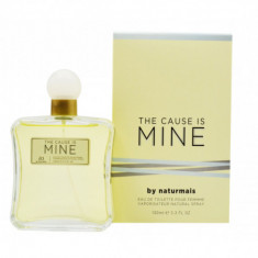 EAU DE TOILETTE  THE CASE IS MINE  POUR FEMME 100ML.  NATURMAIS