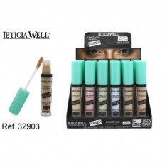 CORRECTOR DE OJERAS  HIGH PRECISION (0.55€'¬ UNIDAD) PACK 24  LETICIA WELL