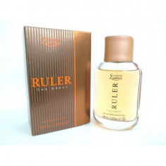 EAU DE TOILETTE  RULER THE GREAT  POUR HOMME 100ML.  LAMIS
