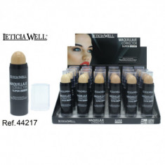 MAQUILLAJE CORRECTOR  6 COLORES (0.85€'¬ UNIDAD) PACK 24  LETICIA WELL