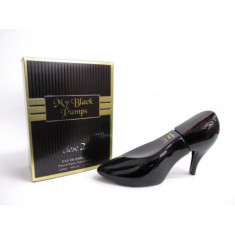 EAU DE PARFUM  MY BLACK PUMPS  POUR FEMME 100ML.  CLOSE 2