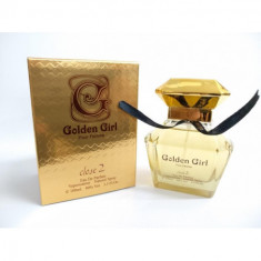 EAU DE PARFUM  GOLDEN GIRL  POUR FEMME 100ML.  CLOSE 2