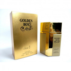 EAU DE PARFUM  GOLDEN BOY  POUR HOMME 100ML.  CLOSE 2