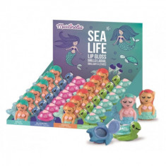 LIPGLOSS  SEA LIFE  1.5GR. (1.89€'¬ UNIDAD) PACK 24  IDC INSTITUTE