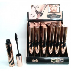 MASCARA DE PESTAÑAS NEGRA MAGIC THICK SLIM  6.5ML. (0.89€'¬ UNIDAD) PACK 24  TERTIO