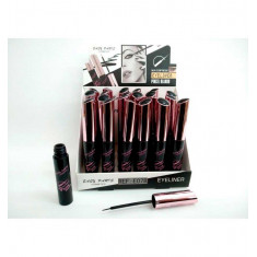 EYELINER NEGRO  PINCEL BLANDO 6.5ML. (0.65€' UNIDAD) PACK 24  EASY PARIS