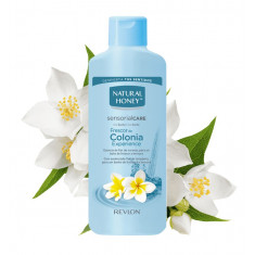 GEL DE BAÑO Y DUCHA  FRESCOR DE COLONIA  650ML.  NATURAL HONEY