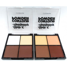 CONTORNO POLVO COMPACTO MATTE HIGHLIGHTING (0.69€'¬ UNIDAD) PACK 24  d dONNA