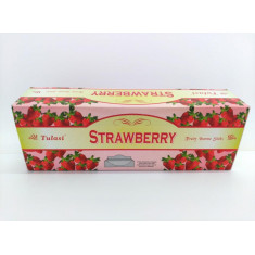 INCIENSO  STRAWBERRY  (0.31€'¬ PAQUETE) PACK 6 PAQUETES  SARATHI INTERNACIONAL