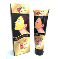 MASCARA FACIAL GOLD 60GR. (1.15€ UNIDAD) PACK 16  YES LOVE
