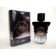 EAU DE TOILETTE  THE BATTLE  POUR HOMME 100ML.  OMERTA