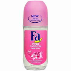 DESODORANTE ROLL-ON FA 48H.   PINK PASSION 50ML.