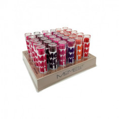 BARRA DE LABIOS LIP BALM 6 COLORES (0.55)PACK 30 MOMENT