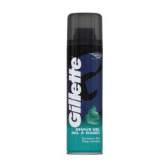 GEL DE AFEITAR GILLETTE SENSITIVE SKIN 200ML.