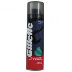 GEL DE AFEITAR GILLETTE  REGULAR  200ML.