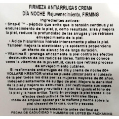 CREMA FACIAL  50+  ANTI-ARRUGAS  50ML.  VOLLARE
