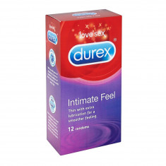 PRESERVATIVOS  INTIMATE FEEL  DUREX