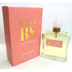 EAU DE TOILETTE  TRUE BS OBSESSION POUR FEMME 100ML. NATURMAIS