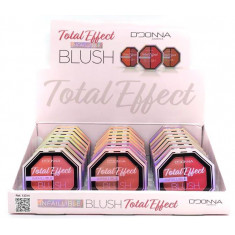COLORETE DOBLE TOTAL EFFECT (0.75€ UNIDAD) PACK 24  D'DONNA