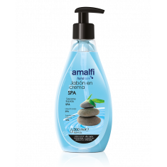 JABON EN CREMA  SPA  500ML. AMALFI