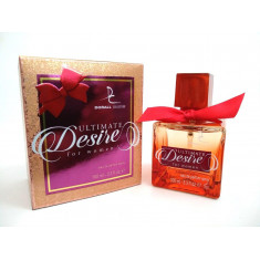 EAU DE PARFUM  ULTIMATE DESIRE  POUR FEMME  100ML. DORALL COLLECTION