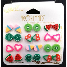 SET DE PENDIENTES SURTIDOS(0.50€ SET)PACK 12