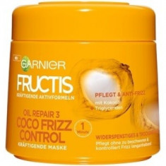 MASCARILLA OIL REPAIR COCO 300ML. GARNIER