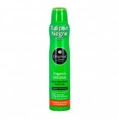 DESODORANTE SPRAY  ORIGINAL  200ML.(1.55€ UNIDAD)PACK 6 TULIPAN NEGRO
