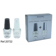 SET DE LACA DE UÑAS INFINITY SHINE(0.75€ SET) PACK 12 LETICIA WELL