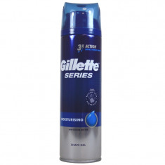 GEL AFEITADO HIDRATANTE 200ML.(1.89€ UNIDAD) PACK 48  GILLETTE