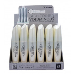 BASE PARA PESTAÑAS VOLUMINOUS(0.59€ UNIDAD) PACK 24  D'DONNA