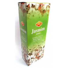 INCIENSO  JAZMIN (0.35€ PAQUETE) PACK 6 PAQUETES SANDESH AGARBATHI CO.