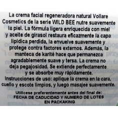 CREMA FACIAL ECO 50ML. VOLLARE