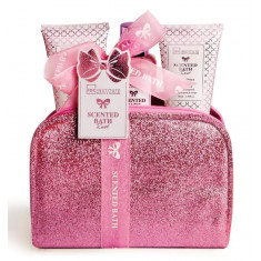 PACK DE REGALO SCENTED BATH ROSE  IDC INSTITUTE