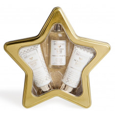 PACK DE REGALO SCENTED BATH GOLD IDC INSTITUTE