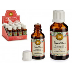 ACEITE AROMATICO TROPICAL FLOWER 30ML.(0.85€ UNIDAD) PACK 12 FRAGANCE