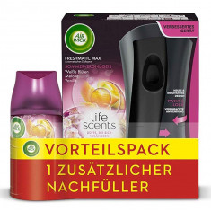 PACK AMBIENTADOR AUTOMATICO  LIFE SCENS  AIR WICK