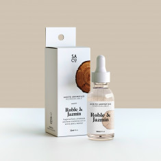 ACEITE HIDROSOLUBLE ROBLE&JAZMIN (1.95€ UNIDAD) PACK 16 SEAL AROMAS C.O.