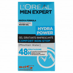 GEL FACIAL HIDRATANTE HYDRA POWER(3.95€ UNIDAD) PACK 6  L'OREAL MEN